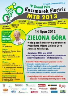 GP Kaczmarek Electric MTB Zielona Góra