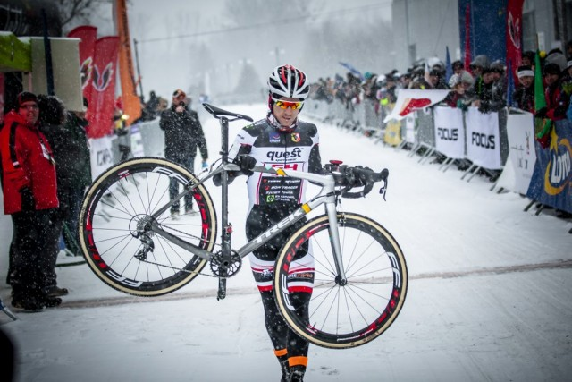 Mistrzostwa Polski CX Lublin, foto: Dariusz Krzywański