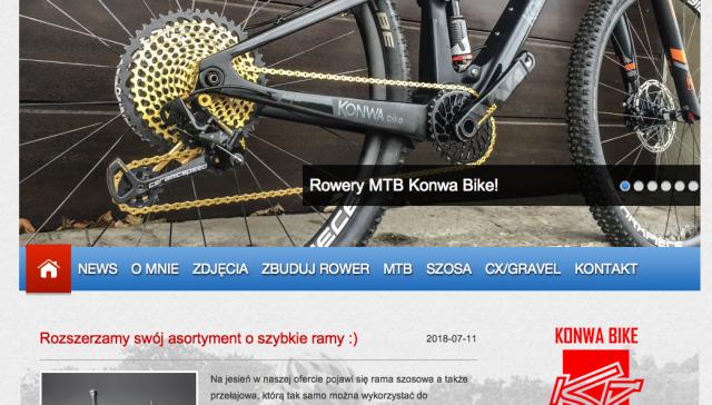 Konwa Bike Bielsko-biała