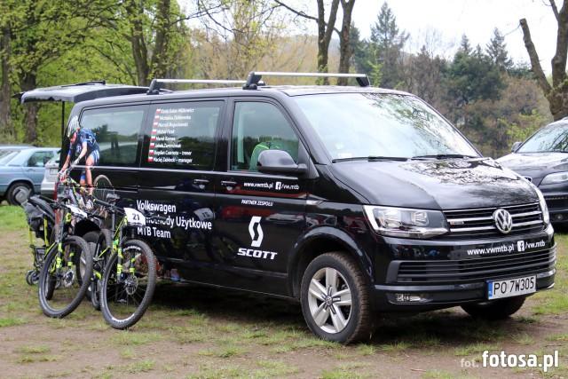 Marek Konwa - Volkswagen Samochody Użytkowe MTB Team